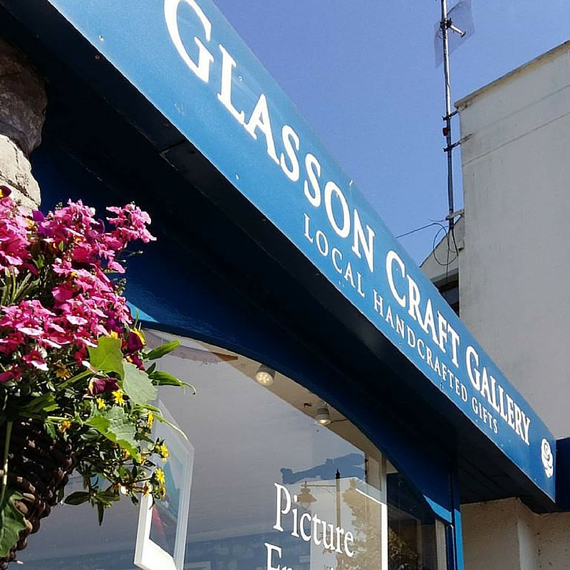 Glasson Craft Gallery Directory image