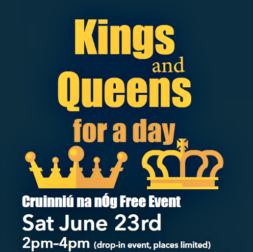 kings and queens for a day