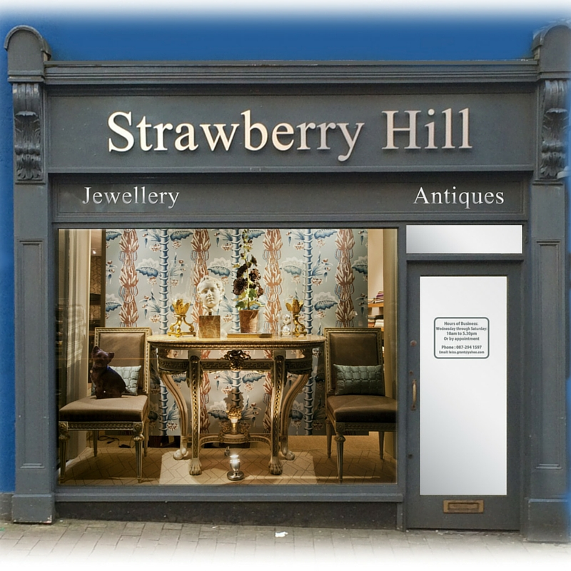 Strawberry Hill Antiques Directory Image