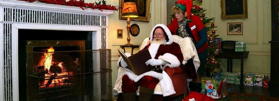 Victorian Christmas Experience at Strokestown Park House