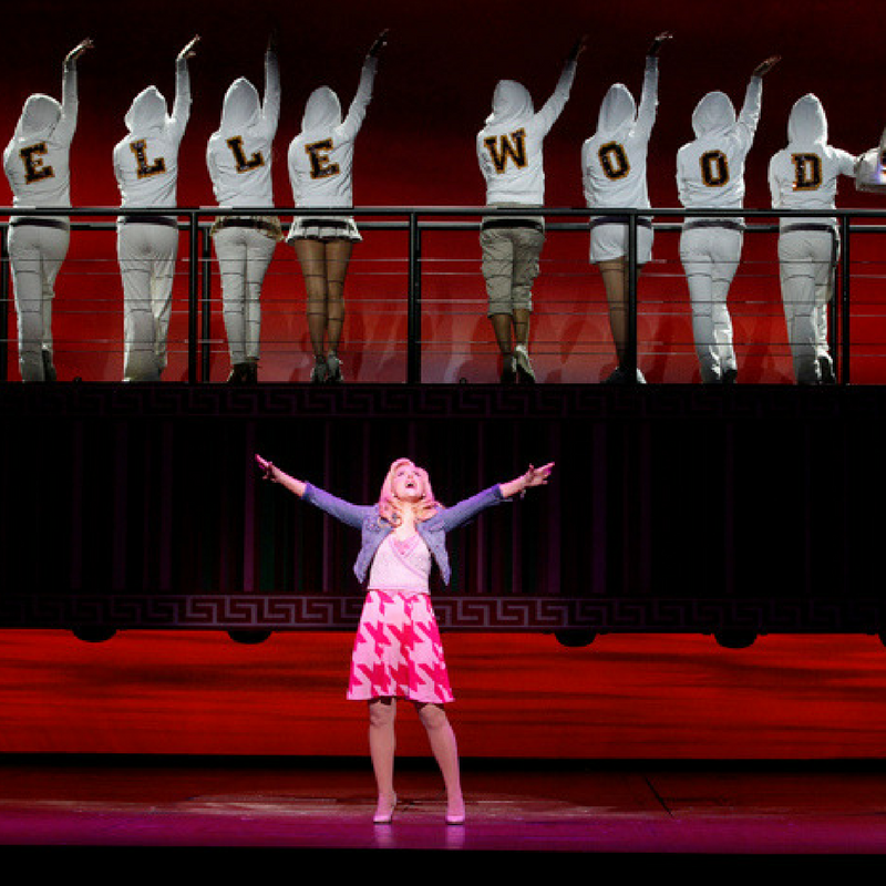 Legally Blonde at Dean Crowe Theatre - athlone.ie