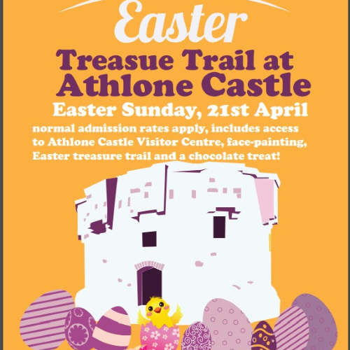 easter at the castle